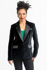 Jasika Blazer by Closet Core Patterns | Blackbird Fabrics
