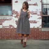 Hinterland Dress by Sew Liberated | Blackbird Fabrics