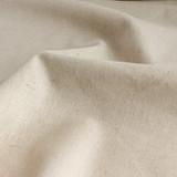 Organic Linen & Cotton - Natural | Blackbird Fabrics