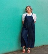 Burnside Bibs by Sew House Seven | Blackbird Fabrics