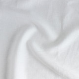 7oz Linen - White | Blackbird Fabrics