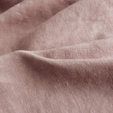 Washed Linen - Sepia Rose | Blackbird Fabrics