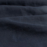 Mid-Weight Linen - Navy | Blackbird Fabrics