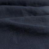 Mid-Weight Linen - Navy | Blackbird Fabrics