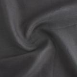 7oz Linen - Charcoal | Blackbird Fabrics
