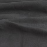 Mid-Weight Linen - Charcoal | Blackbird Fabrics