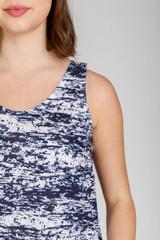 Eucalypt Woven Tank Top & Dress | Blackbird Fabrics