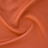 Silky Linen & Viscose - Burnt Orange | Blackbird Fabrics