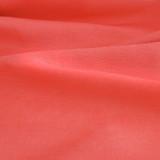 Silky Linen & Viscose - Hot Coral   Blackbird Fabrics