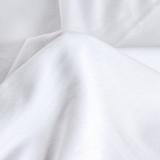 Bamboo Jersey Knit - White | Blackbird Fabrics
