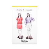 Cielo Top & Dress by Closet Core Patterns   Blackbird Fabrics
