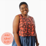 Sew Your Own Ashton Top - September 15th