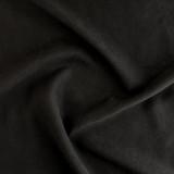 4.5oz Tencel Twill - Black   Blackbird Fabrics