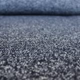 Marled Wool Blend Coating - Navy - 1/2 meter
