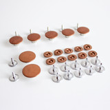 Button Fly Jeans Hardware Kit - Copper | Blackbird Fabrics