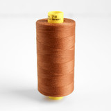 Gütermann Mara 70 Topstitching Thread - Copper #448 | Blackbird Fabrics