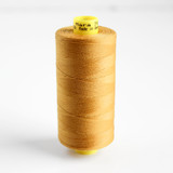 Gütermann Mara 70 Topstitching Thread - Gold #968 | Blackbird Fabrics