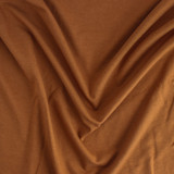 Cotton Modal Jersey Knit - Copper | Blackbird Fabrics