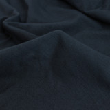 Cotton Modal Jersey Knit - Navy | Blackbird Fabrics