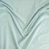 Cotton Modal Jersey Knit - Baby Blue | Blackbird Fabrics