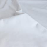 Cotton Modal Jersey Knit - White | Blackbird Fabrics
