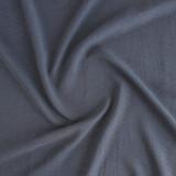 Viscose Linen Crepe - Slate Blue | Blackbird Fabric