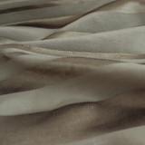 Self Stripe Viscose Linen Cotton - Light Olive   Blackbird Fabrics