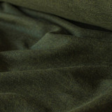 Tencel & Organic Cotton French Terry - Heather Forest | Blackbird Fabrics