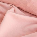 Tencel & Organic Cotton French Terry - Rose | Blackbird Fabrics