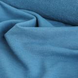 Tencel & Organic Cotton French Terry - Blue Jean | Blackbird Fabrics