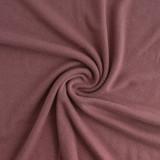 Tencel & Organic Cotton 2x2 Ribbing - Dusty Rose | Blackbird Fabrics