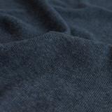 Tencel & Organic Cotton 2x2 Ribbing - Heather Lake | Blackbird Fabrics