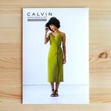 Calvin Wrap Dress & Top by True Bias | Blackbird Fabrics