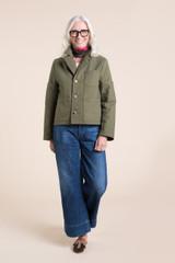 Sienna Maker Jacket by Closet Core Patterns | Blackbird Fabrics
