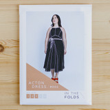 Acton Dress by In The Folds | Blackbird Fabrics