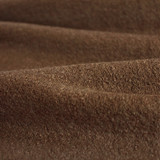Lightweight Boiled Wool & Viscose - Bark | Blackbird Fabrics