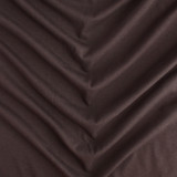 100% Organic Cotton Jersey Knit - Mauve Brown | Blackbird Fabrics