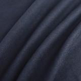 100% Organic Cotton Jersey Knit - Navy   Blackbird Fabrics