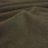 Bamboo & Cotton Sweatshirt Fleece - Olive | Blackbird Fabrics