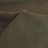 Bamboo & Cotton Sweatshirt Ribbing - Olive | Blackbird Fabrics