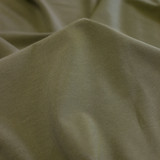 Cotton Jersey Knit - Light Olive | Blackbird Fabrics