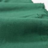 Viscose Linen Slub - Jungle | Blackbird Fabrics
