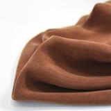 Textured Rayon Cupro - Hazelnut | Blackbird Fabrics