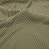 Medium Weight Bamboo Rib Knit - Light Olive | Blackbird Fabrics