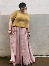 Estuary Skirt by Sew Liberated | Blackbird Fabrics