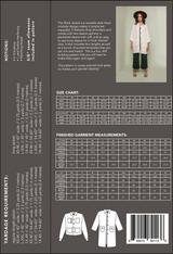 The Ilford Jacket by Friday Pattern Company | Blackbird Fabrics