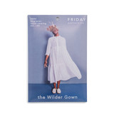 The Wilder Gown by Friday Pattern Company   Blackbird Fabrics
