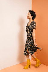 Hughes Dress by Friday Pattern Company | Blackbird Fabrics