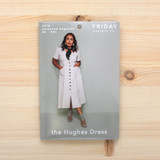 Hughes Dress by Friday Pattern Company | Blackbird Fabrics