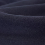 Lightweight Washed Linen - Navy | Blackbird Fabrics